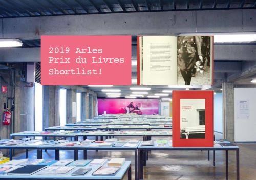 Shortlisted for 2019 les Rencontres de la Photographie, Arles Prix du Livres